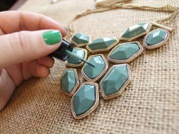 Cool Nail polish jewelry Ideas