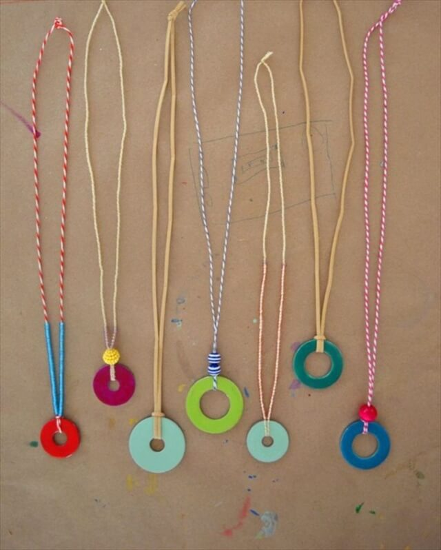 Awesome Necklace Ideas Home Remodel 24 Easy Diy From It: 22 DIY Nail Polish Ideas