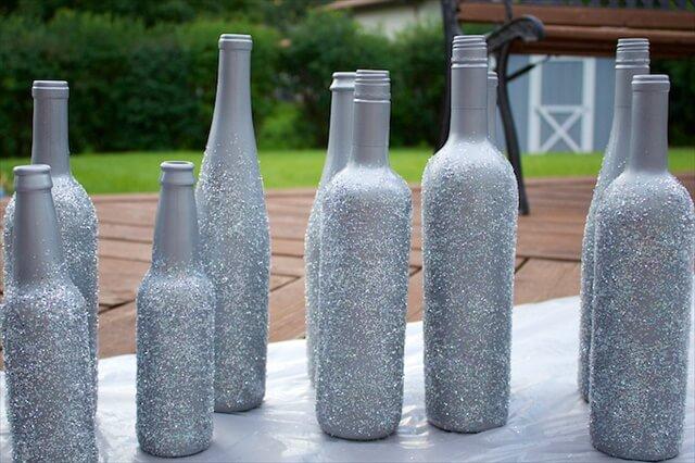 19 Diy Wine Bottle Decoration Ideas Diy To Make