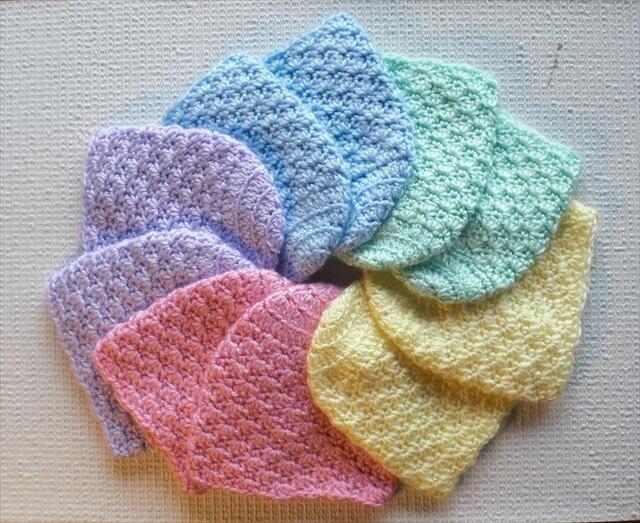 Baby Hat Crochet Pattern Newborn Wallpaper