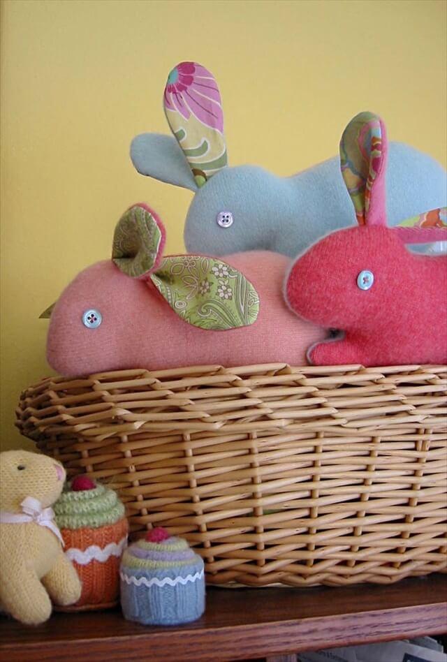 cashmere bunny tutorial