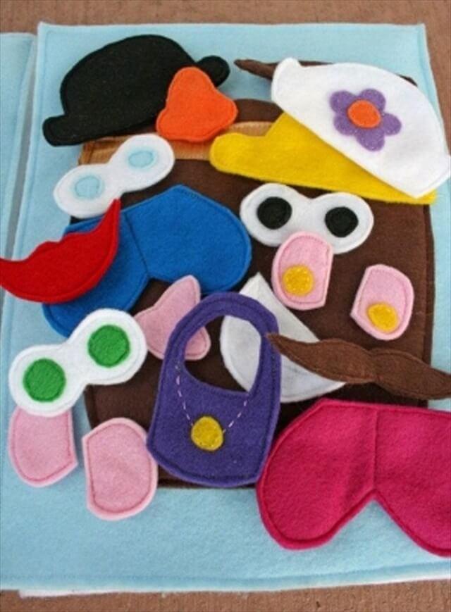 Toddler Busy Bag