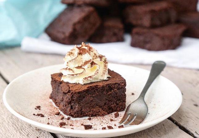 Ultimate Keto Chocolate Brownies: