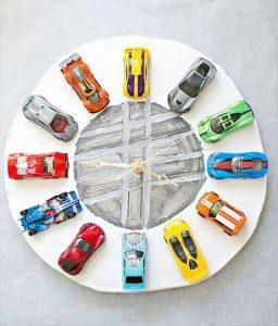 10 DIY Fun Clock Ideas