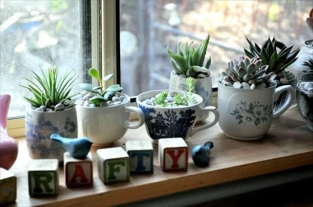 tea cup ideas