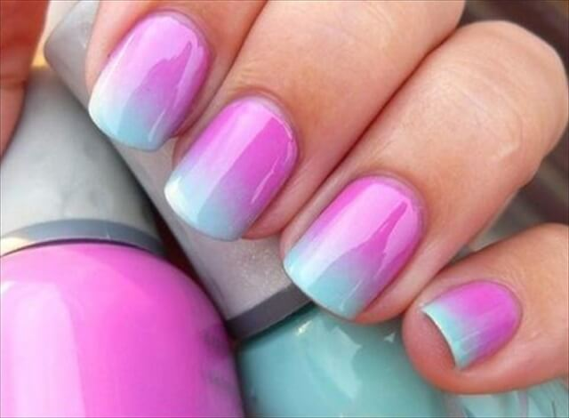 Amazing Diy Nail Art Ideas Using Scotch Tape