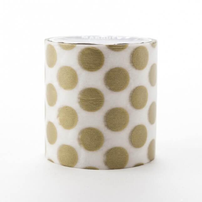 DIY Essentials Gold Dot Tape