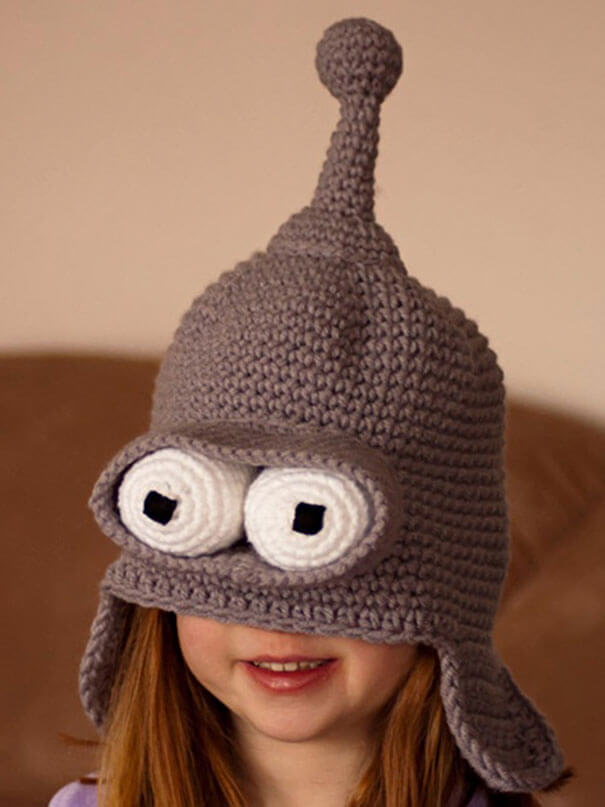 eyes hat pattern