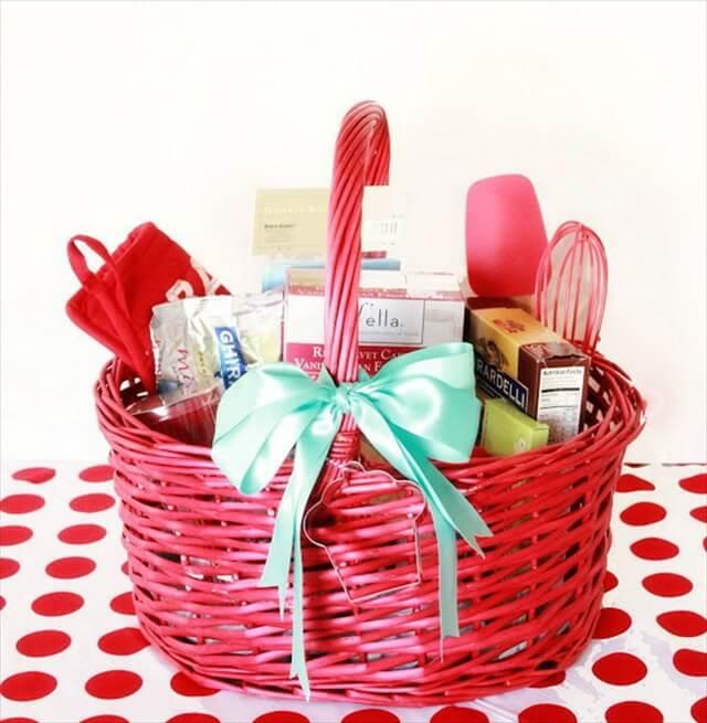 Perfect Hostess Gift Basket