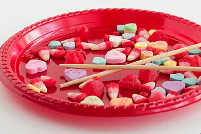 Valentine's Candy Pick Up: