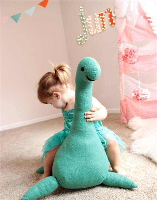 DIY Loch Ness Monster