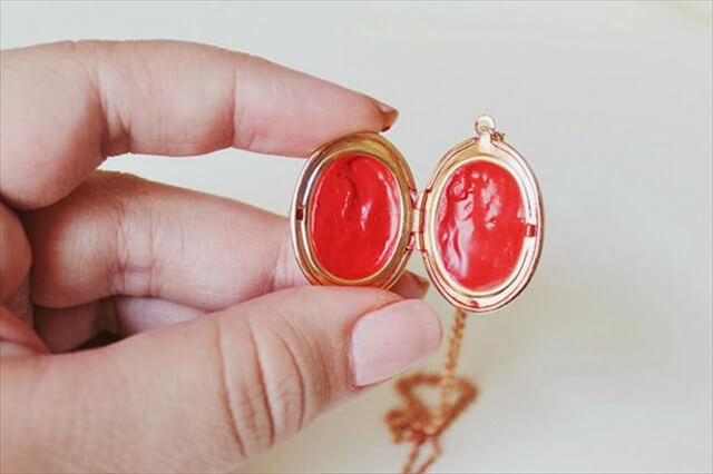 Lip Balm Locket