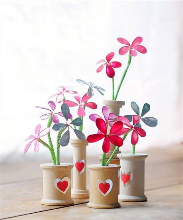 Nail Polish Decorative Flowers
