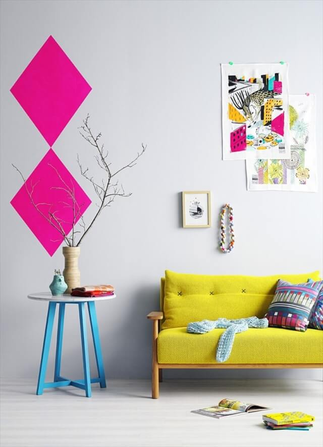 Neon Wall Decal