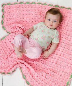 15 DIY Crocheted Baby Accessories
