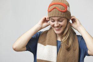 27 DIY Cool Winter Hats Ideas