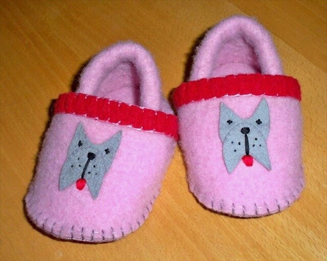 Doggie slippers