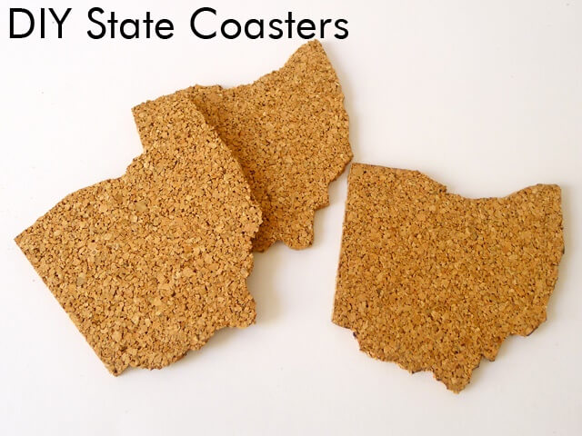 Cork State Coasters