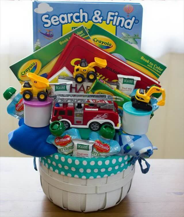 Gift Basket for Toddlers