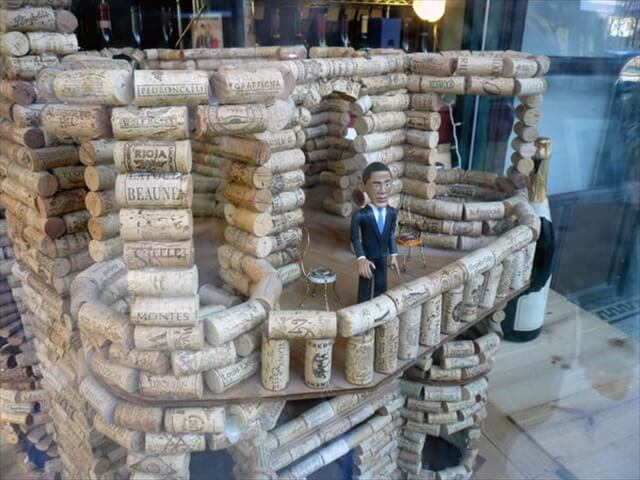 Wine Cork Architecture