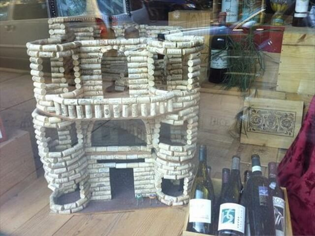 Wine Cork Castle