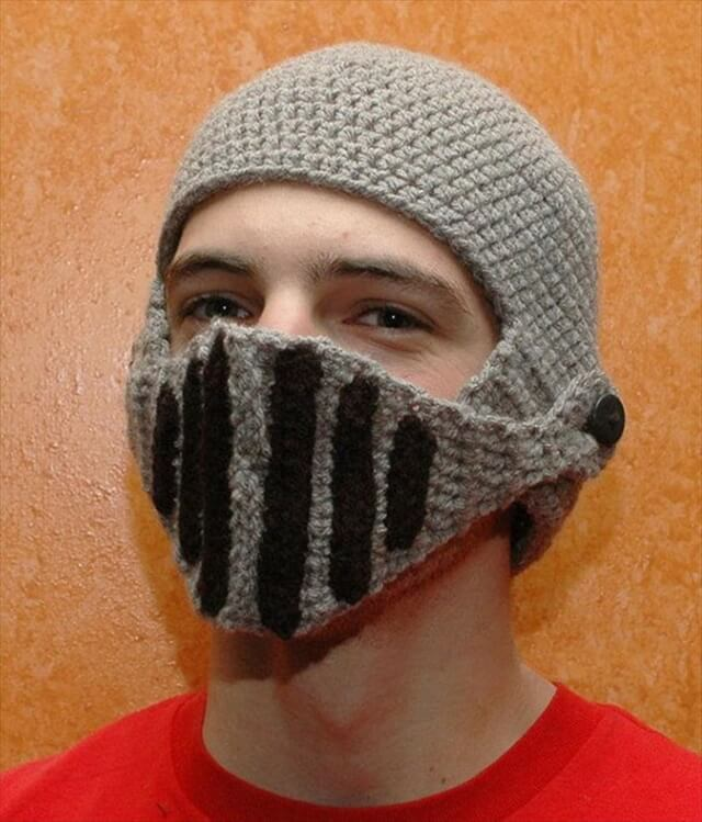 diy nice winter hat