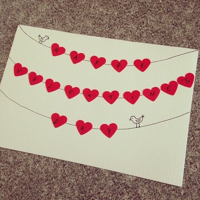 7 DIY Valentines Day Cards – How to Make an Awesome Valentines Day Card