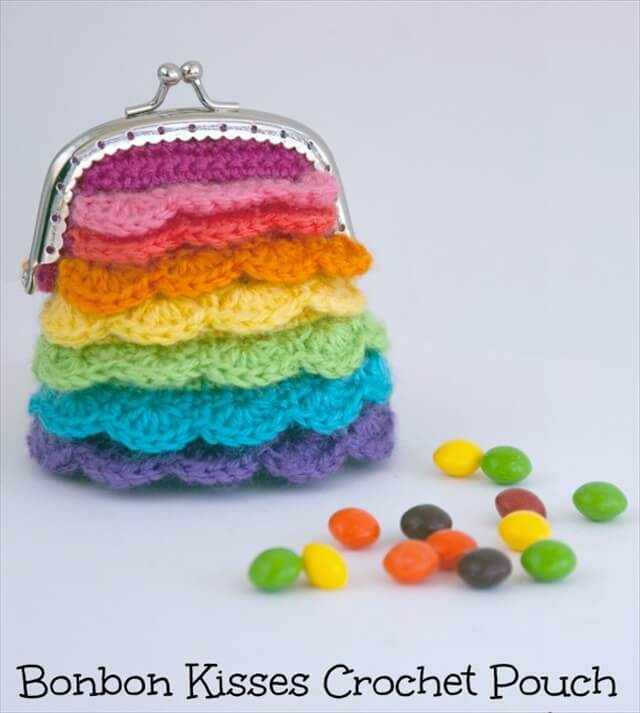 Free Patterns for Crocheted Coin Purses