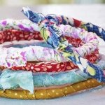 10 DIY Upcycled Fabric Scraps Ideas