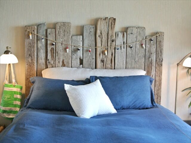 25 diy driftwood ideas diy to make. Black Bedroom Furniture Sets. Home Design Ideas
