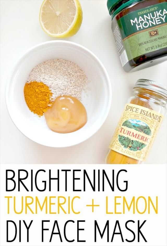 Turmeric & Lemon
