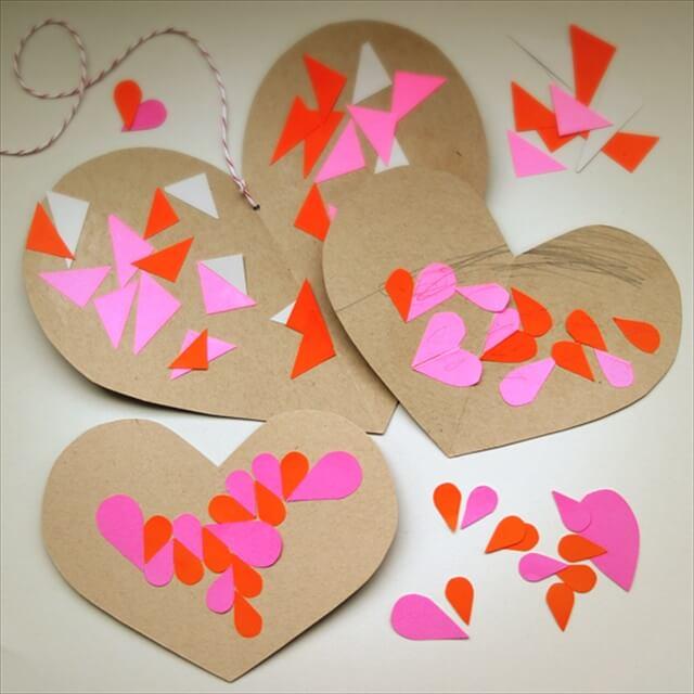 Geo Hearts
