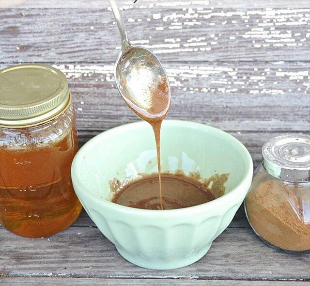 Honey, Cinnamon, Nutmeg