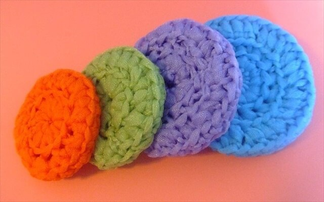 Pot Scrubbers crochet pattern