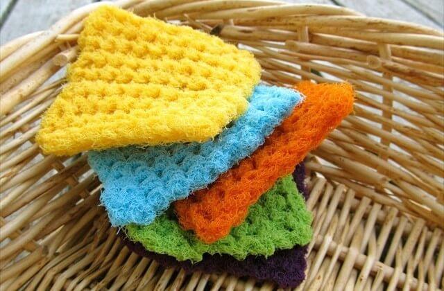 Scour Pad crochet pattern