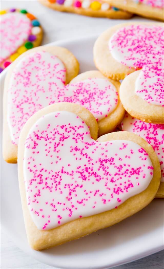 Soft, Sugar-Cookies