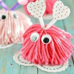14 DIY Kid-Friendly Valentine's Day Crafts