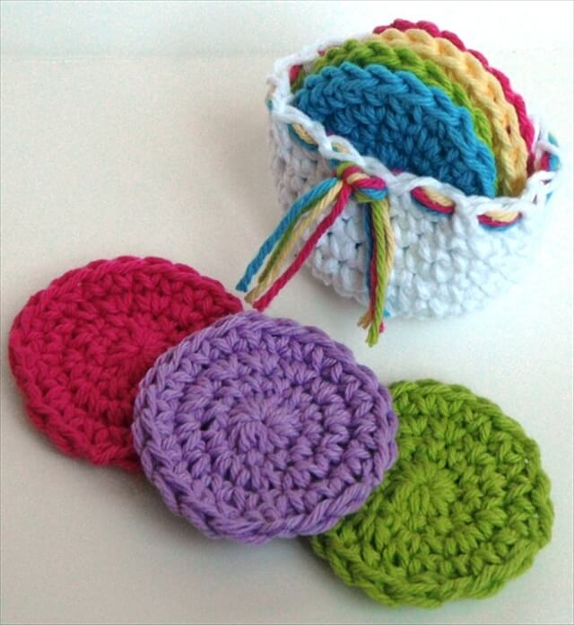 Crocheting Scrubbies : Crochet Scrubbies :
