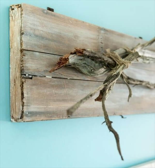 25 Diy Driftwood Ideas