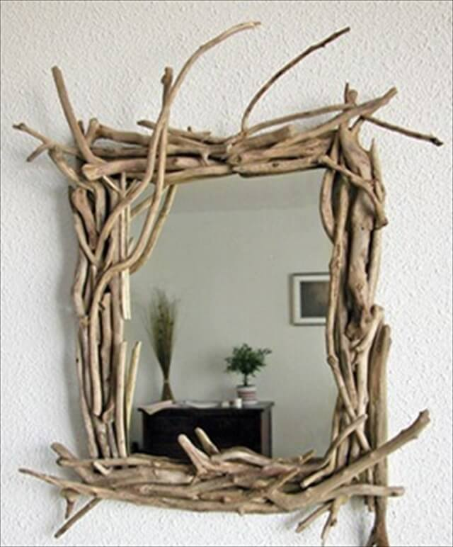 25 DIY Driftwood Ideas To Make