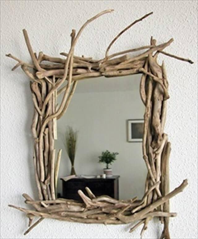 DIY driftwood decor ideas for a sea-inspired home decor