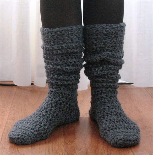 Knee High Sock Pattern,