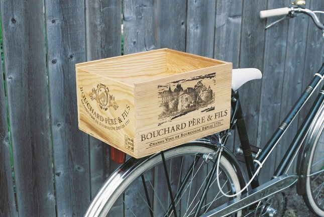 Bicycle Basket: