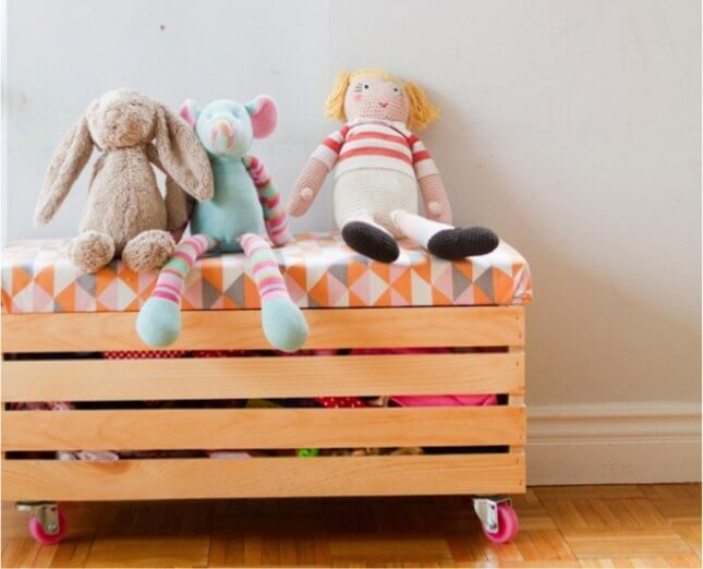 Children's Toy Box