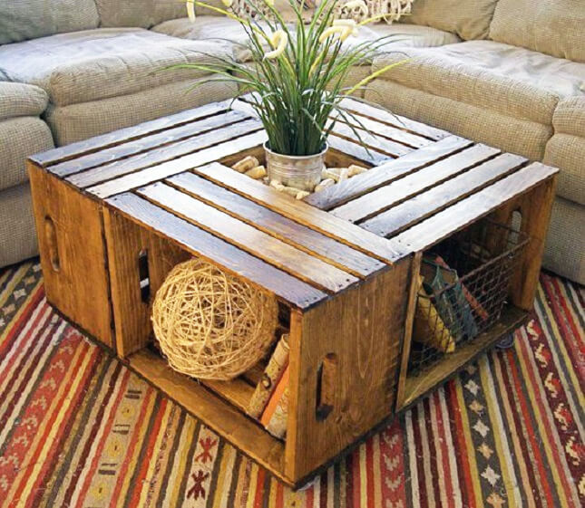 Coffee Table: