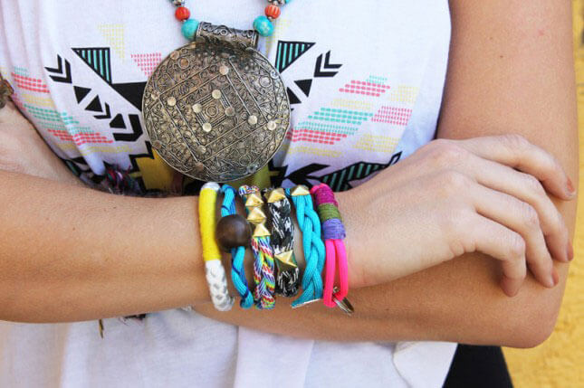 Trendy Rope Bracelets:
