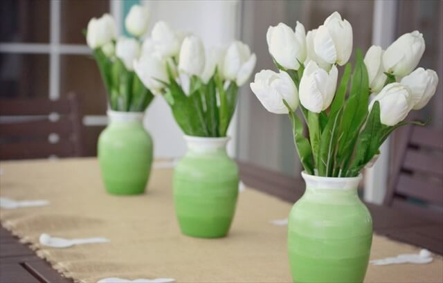 Ombre Vases