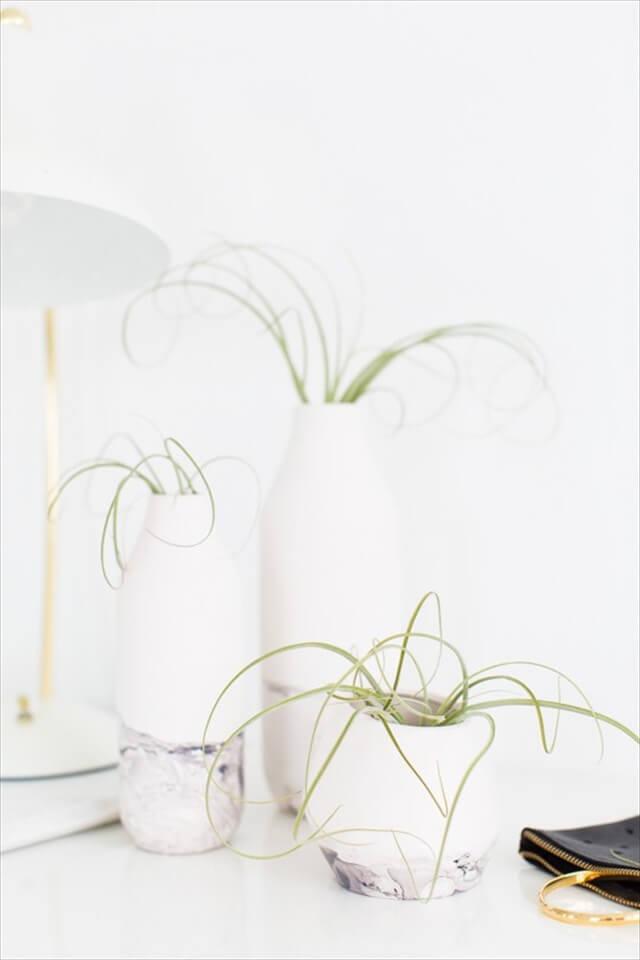 Swirled Vases