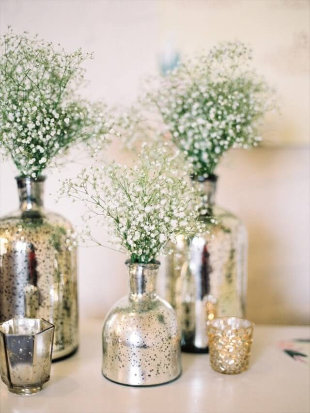 Mercury Vases