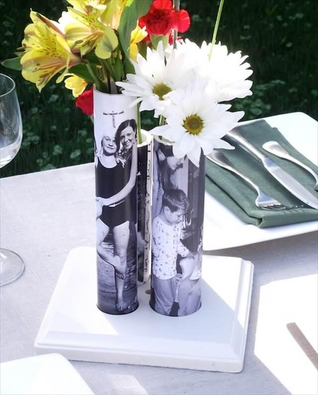 Photo Vases